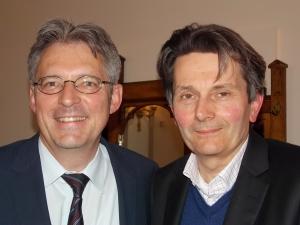 Achim Post & Rolf Mützenich